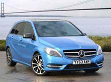 Car hire Majorca offers Mercedes Clase B Automatic  or similar