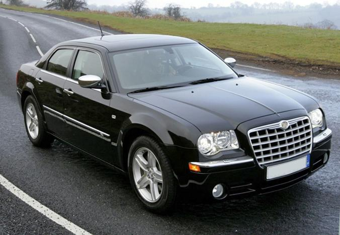 Chrysler 300C Automatic