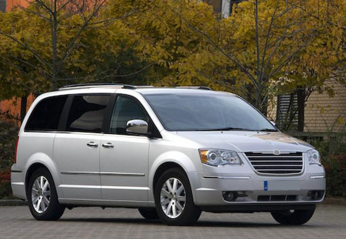 Chrysler Grand Voyager Automatic 7 pax