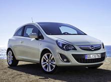 аренда Opel Corsa Майорка