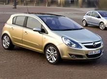 Autovermieting Opel Corsa 5p. Mallorca