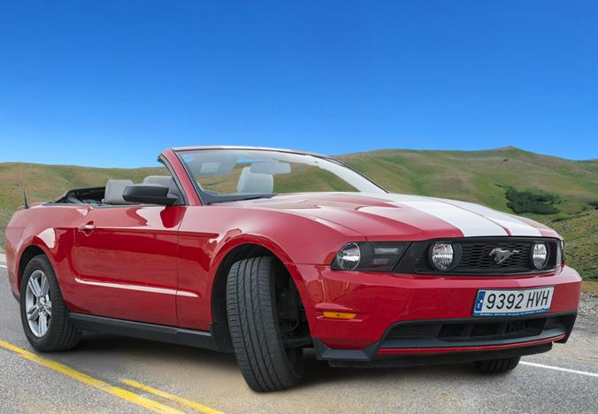 Ford Mustang Cabrio Automatic