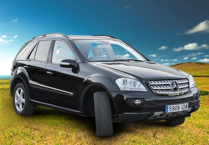 Mercedes ML 420 CDI Automatic