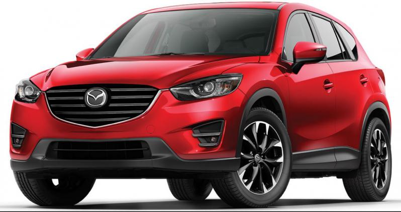 Car hire Mazda CX5 Majorca
