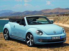 Loyer de New Beetle Cabrio Majorque
