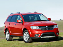 Car hire Majorca offers Nuevo Dodge Journey 7pax  or similar