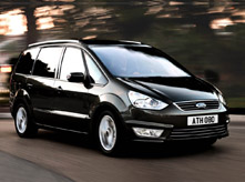 Autovermieting Ford Galaxy Mallorca
