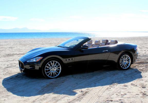 Car hire Maserati Gran Cabrio Automatic Majorca