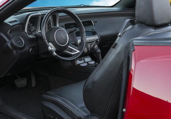 Chevrolet Camaro Cabrio Automatic-Foto 1