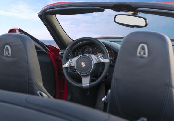Porsche 911 Carrera Cabrio Automatic-Foto 1