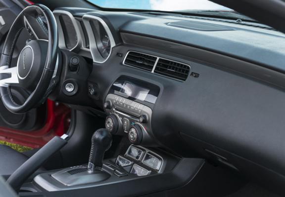 Chevrolet Camaro Cabrio Automatic-Foto 2