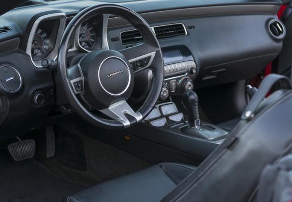 Chevrolet Camaro Cabrio Automatic-Foto 3